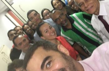 Palestrante em Salvador